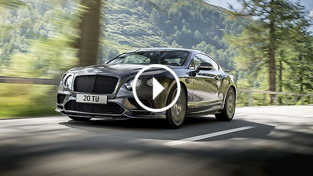 Bentley Continental Supersports: najbrži i najsnažniji do sada