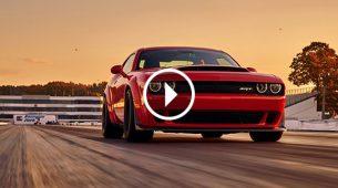 Dodge predstavio Challenger SRT Demon