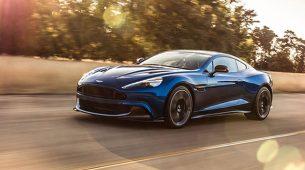 Aston Martin Vanquish S – labuđi pjev trenutne generacije