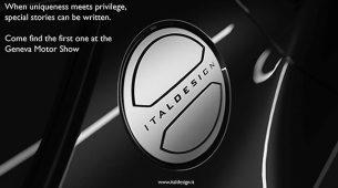Italdesign najavio novi koncept za Ženevu