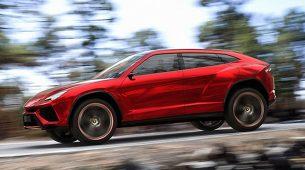 Lamborghini potvrdio hibridnu izvedbu modela Urus