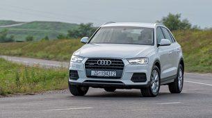Audi Q3 2.0 TDI quattro Design
