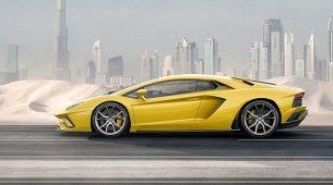 Lamborghini predstavio Aventador S LP 740-4