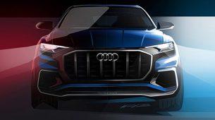 Audi u Detroitu predstavlja konceptni Q8
