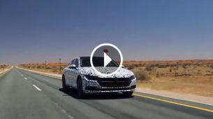 Volkswagen objavio prvi video modela Arteon, Tiguan Allspace i up! GTI