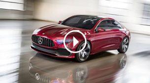 Mercedes-Benz predstavio konceptni A Sedan