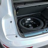 Rezervni kotač za privremenu upotrebu detalj je s popisa dodatne opreme