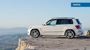 Mercedes-Benz opoziva C i GLK klasu zbog problema s upravljačem