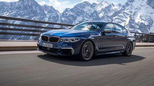 Novi BMW M5 – posljednje informacije