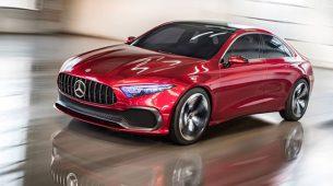 Mercedes-Benz – nova platforma za osam modela s prednjim pogonom