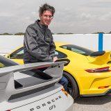 Dr. Frank-Steffen Walliser, podpredsjednik sportskog odjela i odjela GT automobila u Porscheu