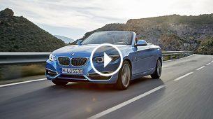BMW službeno predstavio osvježenu seriju 2