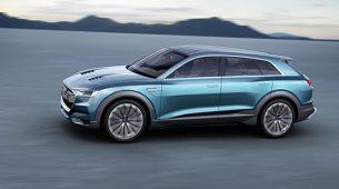 Audi potvrdio još dva električna SUV-a