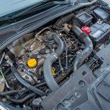 Testirani je Clio pokretao 1,2-litreni turbo 4-cilindrični TCe 120 koji razvija snagu od 87 kW, odn. 118 KS pri 5500 o/min te najveći okretni moment od 205 Nm pri 2000 o/min