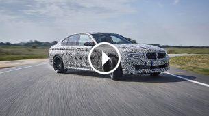 Novi BMW M5 – posljednja saznanja
