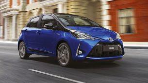 Nova Toyota Yaris stiže 2020.