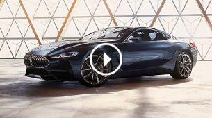 BMW predstavio koncept nove serije 8!