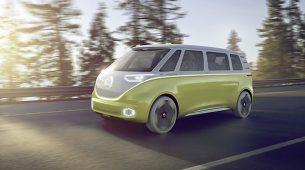 Volkswagen predstavio konceptni I.D. Buzz, Microbus budućnosti