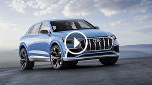 Audi Q8 Concept – najava onoga što dolazi