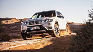 BMW uskoro predstavlja novi X3