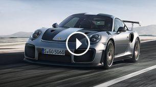 Porsche predstavio 911 GT2 RS