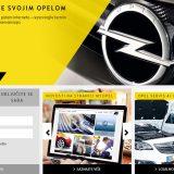 Portal MyOpel pruža informacije vezane uz uslugu OnStar kao i mogućnost kreiranja korisničkog računa