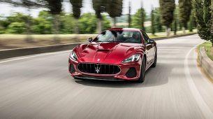 Sljedeći Maserati GranTurismo stiže 2020.