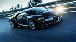 Bugatti se odlučio za crossover