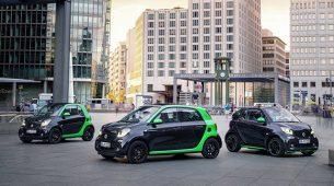 Smart će do 2020. nuditi samo električno pokretana vozila