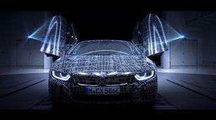 BMW i8 Roadster će imati snažniji pogonski sklop