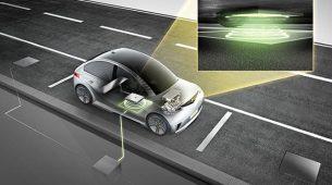 Continental u Frankfurtu predstavlja novi sustav bežičnog punjenja električnih vozila