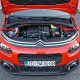 Maleni, 3-cilindrični benzinski motor dobro će se snaći u gradu. Ipak, uz samo 118 Nm neće mu se dopasti veća opterećenja