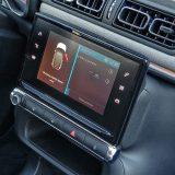 Premda niži prema svojim karakteristikama, u ponudi Citroëna, Infotainment sustav testiranog C3 je dobro osmišljen, kako funkcionalno tako i izgledom