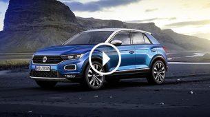 Volkswagen predstavio T-Roc