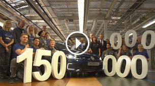 150.000.000 Volkswagena
