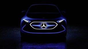 Mercedes-Benz EQ A – električni koncept u kompaktnom pakiranju
