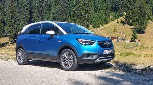 Opel Crossland X dobio LPG izvedbu