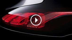 Mercedes-Benz objavio novi teaser za EQ A