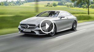 Mercedes-Benz osvježio S klasu Coupe i Cabriolet i njihove AMG izvedbe