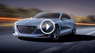 Genesis najavio premijeru modela G70