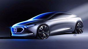 Mercedes-Benz – potvrđena električna limuzina