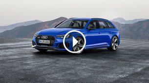 Audi predstavio RS4 Avant snage 450 KS
