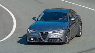 Alfa Romeo Giulia 2.2 JTDM Super