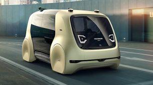 Volkswagen – autonomna vozila stižu sredinom sljedećeg desetljeća
