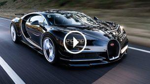 Bugatti potvrdio da bi nasljednik Chirona mogla biti limuzina