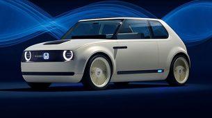 Produkcijska Honda Urban EV stiže u Ženevu