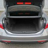 Prtljažnik Giulije ima obujam od 480 dm3 što će zadovoljiti potrebe svake obitelji. Kako bi se raspored opterećenja što više približio idealnoj vrijednosti, akumulator je smješten otraga