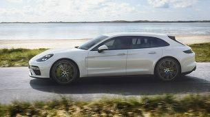 Porsche predstavio Panameru Turbo S E-Hybrid Sport Turismo