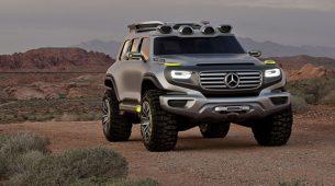 Mercedes-Benz GLB stiže sljedeće godine