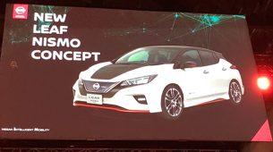 Nissan potvrdio konceptni Leaf Nismo